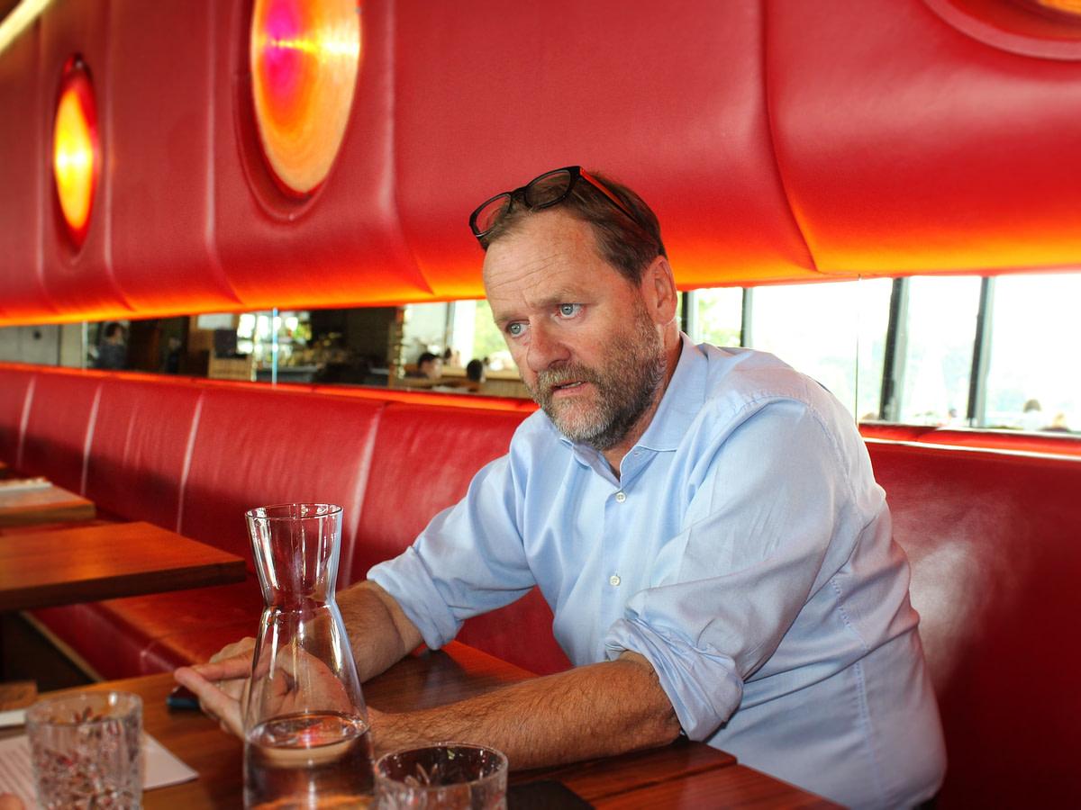 Sepp Schellhorn im Gespräch mit diePlattform
