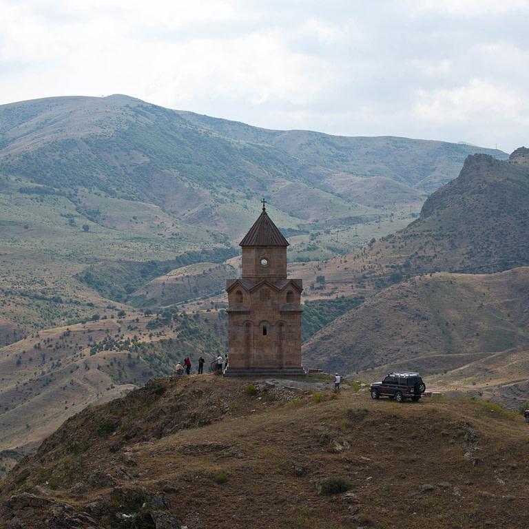 Aufgeschlüsselt 1: Der Berg-Karabach Konflikt